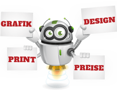 Print & Graphic design prices
